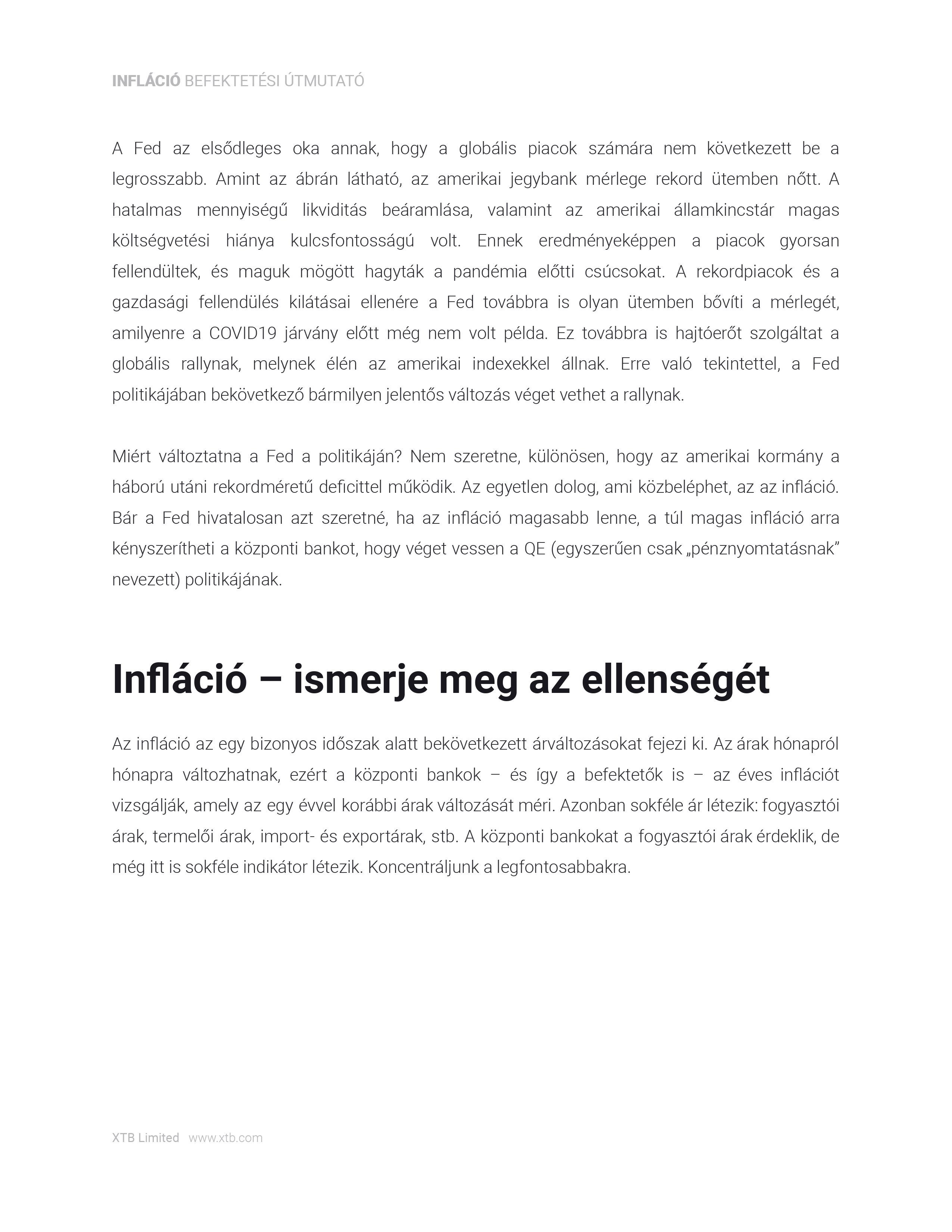 Inflation - Report HU-5